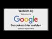 informatiebord reflecterend eigen ontwerp bezoekers melden bedrijf eigen terrein Google