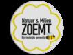 informatiebord reflecterend eigen ontwerp natuur en milieu zoemt bij-vriendelijke gemeente