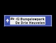 Bermbord ANWB Route - voor w…