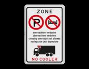 Informatieborden parkeren
