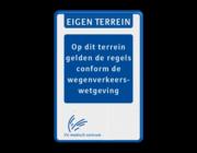 Parkeer- / informatieborden