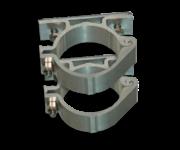 Bordbeugel  standaard (set 2 stuks) Ø76mm