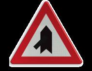 Verkeersbord België B15b - Voorrang verlenen