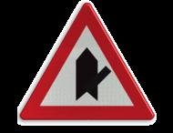 Verkeersbord België B15e - Voorrang verlenen