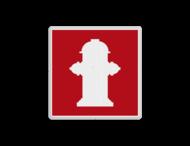 Brand bord Fire Hydrant - international