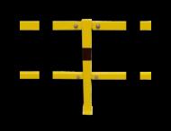 Balustrade Staanders type BASIC, staal