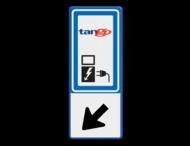 Verkeersbord RVV BW101_SP19+logo - BE08