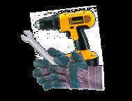 Plaatsing tegen hekwerk, paal of vlakke wand (max. +2,5mtr)