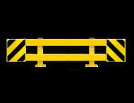 Stellingbeschermer Staal 2300-2700mm - Black Bull