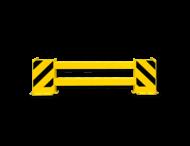 Stellingbeschermer Kunststof 1700-2100mm - Black Bull