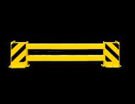 Stellingbeschermer Kunststof 2300-2700mm - Black Bull