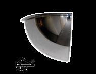 Kogelspiegel 600mm - kijkhoek 90° - met SKG keurmerk