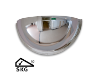 Kogelspiegel 500mm - kijkhoek 180° - met SKG keurmerk