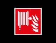 Brand bord F002 - Blusslang