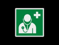 Reddingsbord E009 - Arts/Dokter