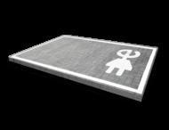 Markering - wegenverf - logo E-stekker