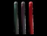 Trottoirpaal Amsterdam Ø168x750mm RAL-kleur exclusief wapen