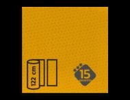 Reflecterende folie FLUOR-Geel klasse 3 T-7511