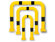Aanrijbeveiliging - Aanrijbeugel (SH1) - Elastisch buigbaar