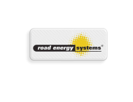 Logobord 400x150x28mm - Road Energy Systems