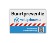 Veiligebuurt.nl - Buurtpreventie - Informatiebord