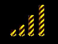Aanrijbeveiliging -  Hoek 160x5mm (SH2)