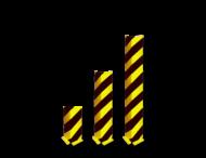 Aanrijbeveiliging -  Hoek 160x6mm (SH3)