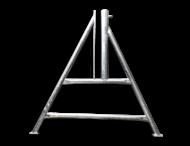 A-standaard voor afzethek