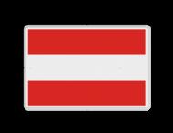 Scheepvaartbord BPR A. 1