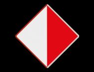 Scheepvaartbord BPR A.10