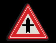 Verkeersbord RVV B03 - Voorrangskruispunt, u heeft voorrang