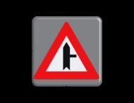 Verkeersbord MINI 300x300x28 - RVV B05