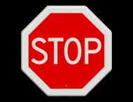Verkeersbord RVV B07 - Stoppen voor voorrangsweg