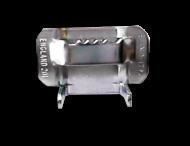 RVS buckels (100 stuks) t.b.v. RVS banditband 19mm