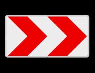 Verkeersbord RVV BB11r