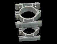 Bordbeugel dubbelzijdig ( 2 per/set ) Ø76mm