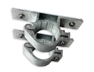 Bordbeugel anti-diefstal (set 2 stuks) Ø48mm