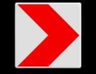Verkeersbord RVV BB12r