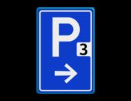 Verkeersbord RVV BW201_nummer