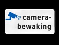 Informatiebord camerabewaking - BP05