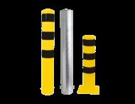 Afzet-, rampaal (SH3) Ø193mm doorsnede - zelf te verzwaren met beton