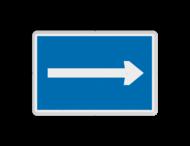 Scheepvaartbord BPR D.03a