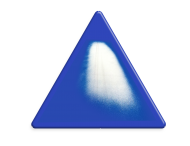 Basisbord omgezette rand - driehoek - rand gespoten