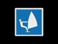 Scheepvaartbord BPR E.20