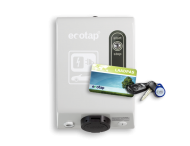 Ecotap  HomeBox LCD SMART met laadpas-systeem  3,7-22 kW