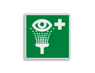 Reddingsbord E011 - Oogdouche