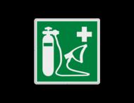 Reddingsbord E027 - Beademingsapparaat