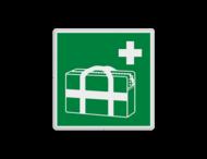 Reddingsbord E026 - Medische noodtas