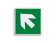 E006 - Vluchtroute - trap op richting reddingsmiddel