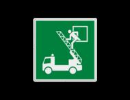 E017 - Vluchtroute - Vluchtraam